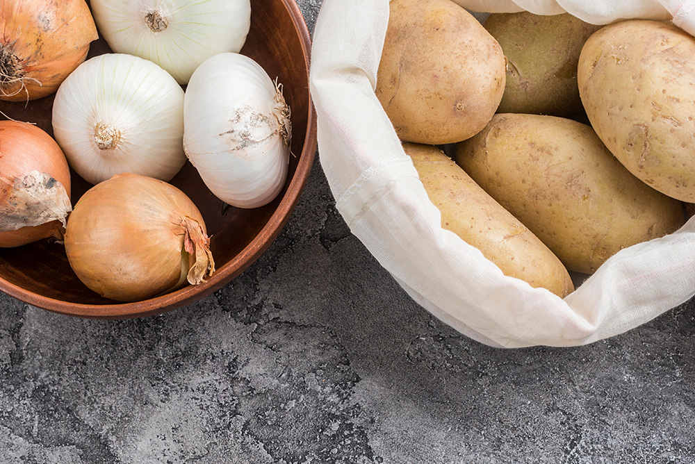6 Essential Tips to Store Your Potatoes